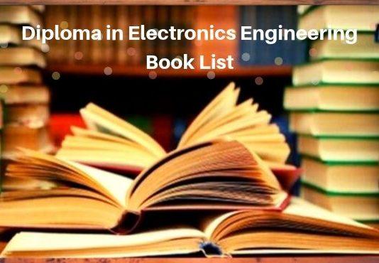 Electronics Technology book list