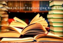 Civil technology book list / Civil engineering book list