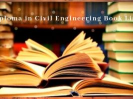 Civil technology book list / Civil engineering book list