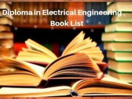 ইলেকট্রিক্যাল বই / Electrical Engineering books list