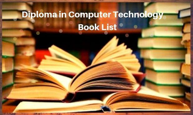 ডিপ্লোমা ইন কম্পিউটার বই | Computer Technology all Semester Book List