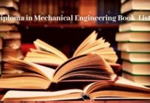 mechanical engineering book list
