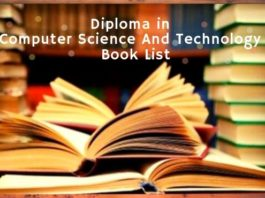 Computer Science And Technology Book List