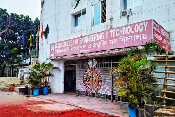 BCMC College of Engineering & Technology